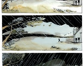 Slow Storm graphic novel page 5