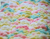 Candy Shoppe Dreams Baby Blanket Crochet Pattern PDF 103
