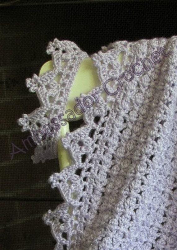 Once Upon A Time Afghan & Crown Crochet Pattern Set PDF 141