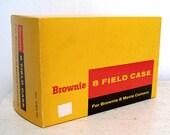 Kodak Brownie 8 Movie Camera Field Case No 285FC New in Box Deadstock