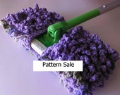 PATTERN for Duster Mop Cover Swiffer-type