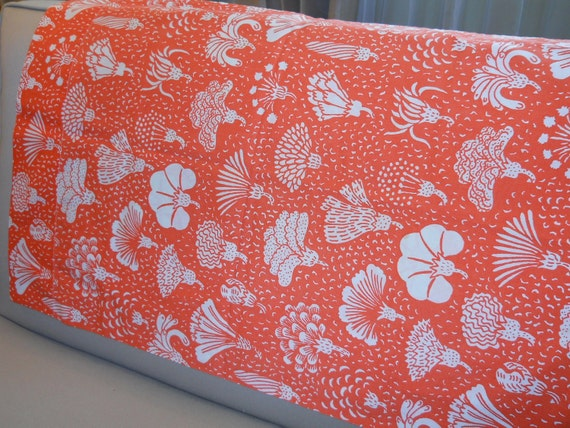 Vintage Marimekko Pillowcase Made in Finland