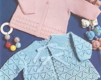 PDF Knitting pattern Patons 6031.