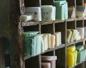 Handmade Soaps Custom 5 Pack