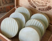 Handmade Patchouli Beer Soap