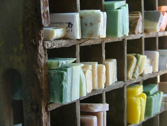 handmade soaps, custom 5 pack