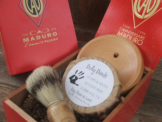 Men Sale Shave Set Cigar Box Gift Set