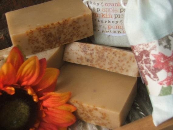 Pumpkin Handmade Soap