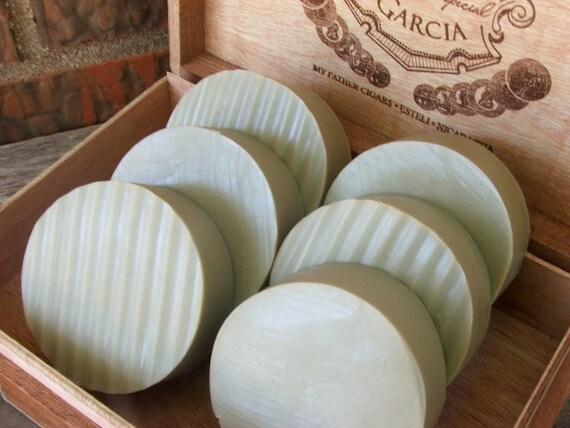 Handmade Patchouli Beer Soap