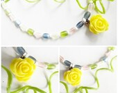 Nina Rainbow Dainty Kids Necklace