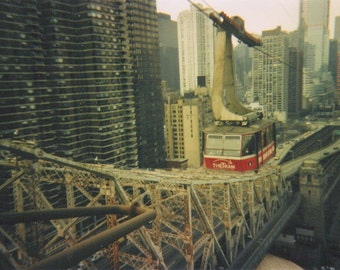 New York City - Trip to Roosevelt Island 5 x 7