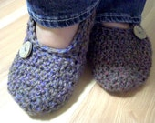 Can't Complain Doubled Up Slippers - Wool
