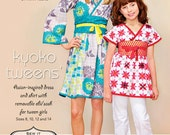 Modkid Kyoko Tweens Pattern Asian Inspired Dress and Shirt, sizes 8-14, FREE SHIPPING