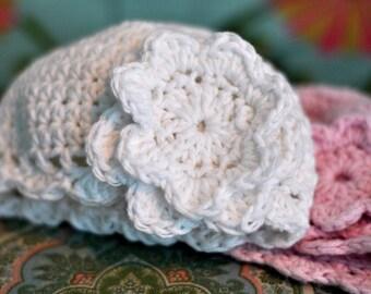 Baby Crochet Pattern: Best Baby Cloche (DOWNLOAD)