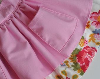 Dirndl Skirt for Girls Sewing Pattern PDF (INSTANT DOWNLOAD)