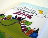 Salem Community Zine, true stories and artwork by the people of Salem Oregon