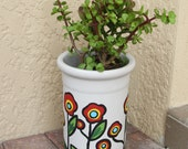 Funky winecooler/planter pot