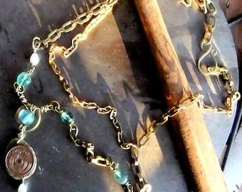 Celtic Talisman Necklace