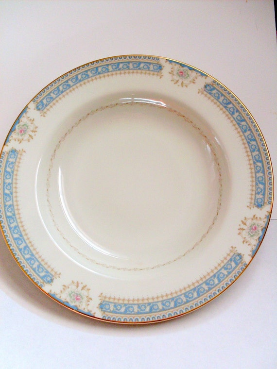RESERVED for Cindy Mikasa Lexington Soup Bowl Ivory China Vintage