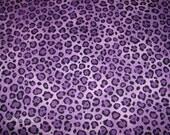 Purple Jaguar Scrub Top / Small - XX Large