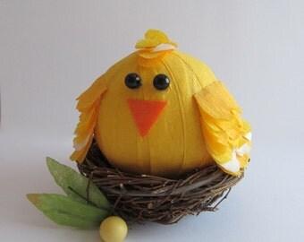 Favor Size Surprise Ball- Baby Bird