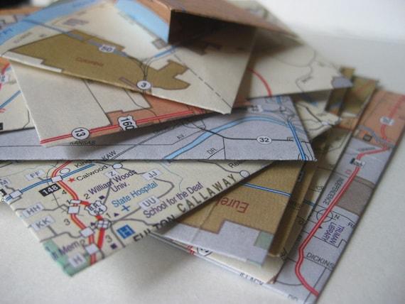 11 mini map envelopes