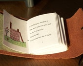 "Miniature Book ""Tam Lin"" Fairytale Romance"