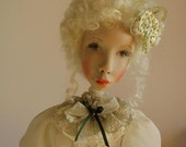 Sale  August discount 10%           Neli Art doll OOAK  Handmade art doll