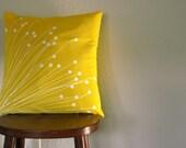 Britta (Yellow) Pillow