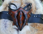 Dragon Slayer's Lower Half Mask