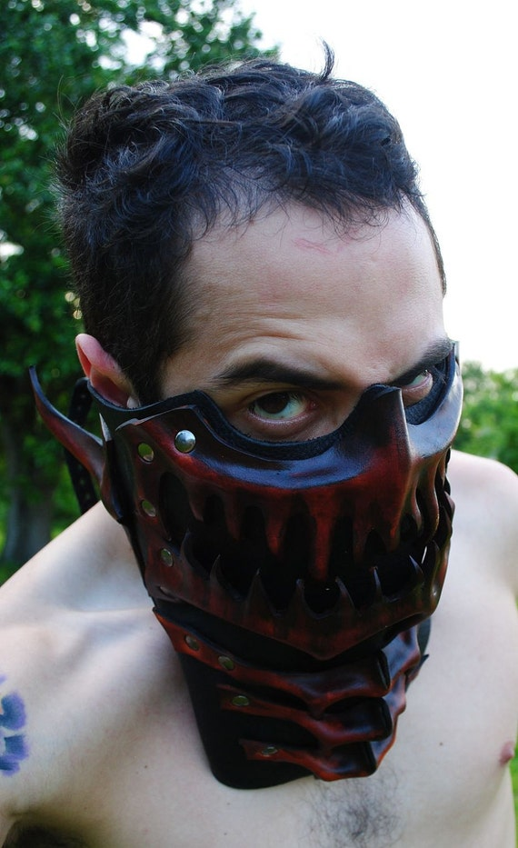 Bronzite Dragon Assassin Mask