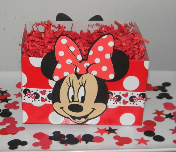 Items similar to minnie mouse centerpiece balloon base