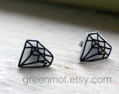Kitsch Diamond Earrings