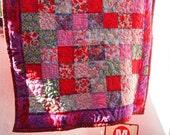 SALE SALE SALE Patchwork Quilt