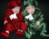 Holiday / Christmas Lord Fauntleroy Boys Outfit