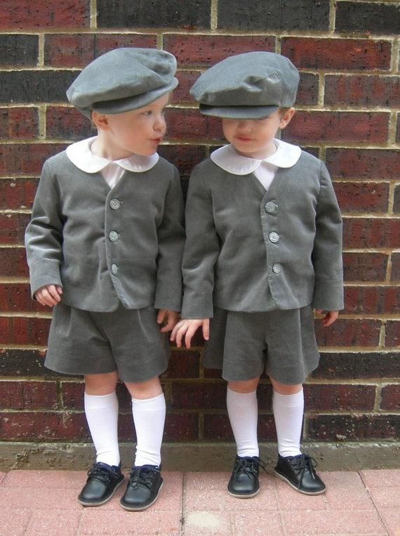 Boys Eton Style Boutique Suit