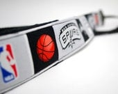 Sassy Camera Strap- Go Spurs