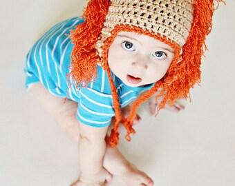 Little Lion Hat