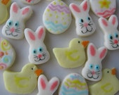 HOPPY EASTER MINTS - Parties- Easter Celebrations  - 6 dozen Cream Cheese Mints