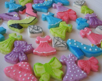GIRLY GIRL  MINTS -  Special Occasions, Weddings, Parties  - 6 dozen Cream Cheese Mints