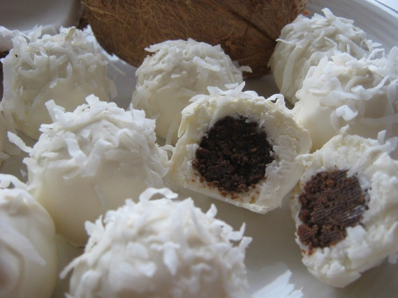 COCO CHOCONUT- Coconut Brownie Balls - 12