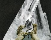 NEW MOON UNIT// Crystal Unicorn Tanktop