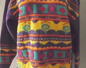 Ugly Sweater-  Neon Prairie
