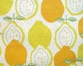 Juicy Lemon Alexander Henry - 1/2 yard fabric - quilting cotton