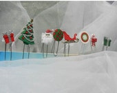 Christmas Paperclip Bookmarks Black Friday Cyber Monday