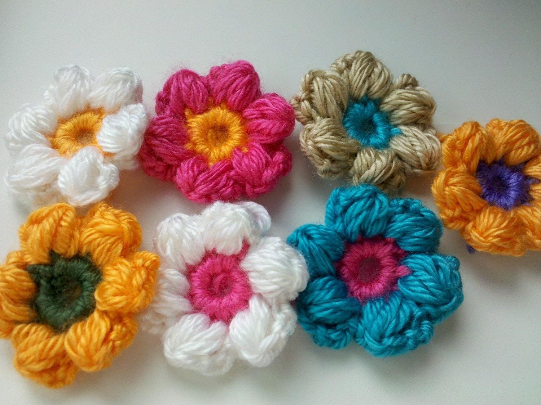 How to Crochet a Puff Granny Square - aboutcrochet.info