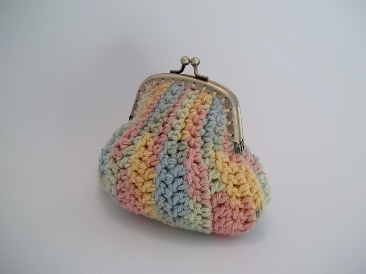 Change-Able Coin Purse Crochet Pattern. Instant by TheHookHound