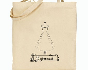 Bridesmaid Gift Bags - Welcome Bags for Wedding - Shower favor