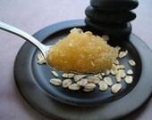 Oatmeal Honey Sugar Scrub--4 oz.