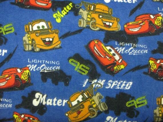 Todder pillow case Disney Cars